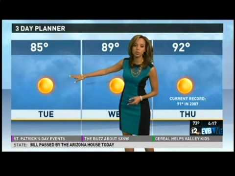 Caribe Devine Does it Again! Another Fabulous Phoenix Forecast