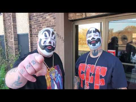 Tour Psychopathic Records With ICP!