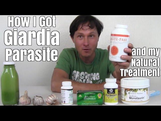 Giardia natural treatment humans, Giardia treatment natural remedies, Giardia fertőzési út