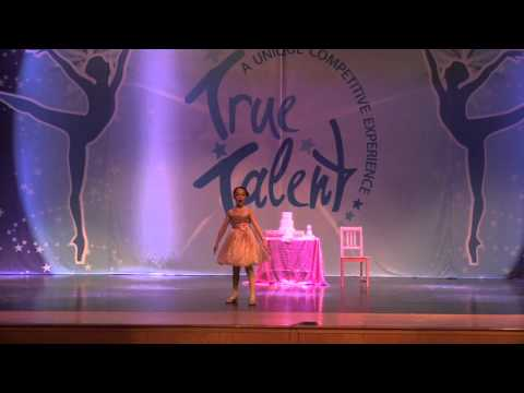 Madison Grady - Party Dress - Musical Theater Tap Solo- Age 10