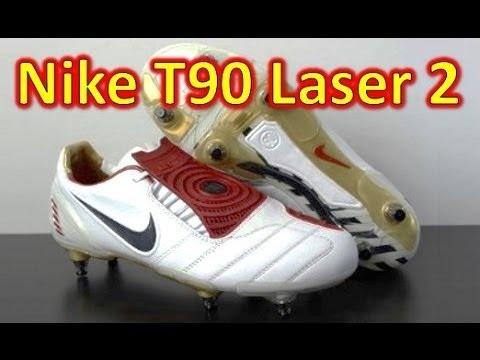 online retailer 0e512 f653b Nike Total 90 Laser 2 K - Retro Unboxing + On Feet - YouTube