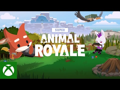 Игра Super Animal Royale вышла в релиз, в ней стартовал первый сезон