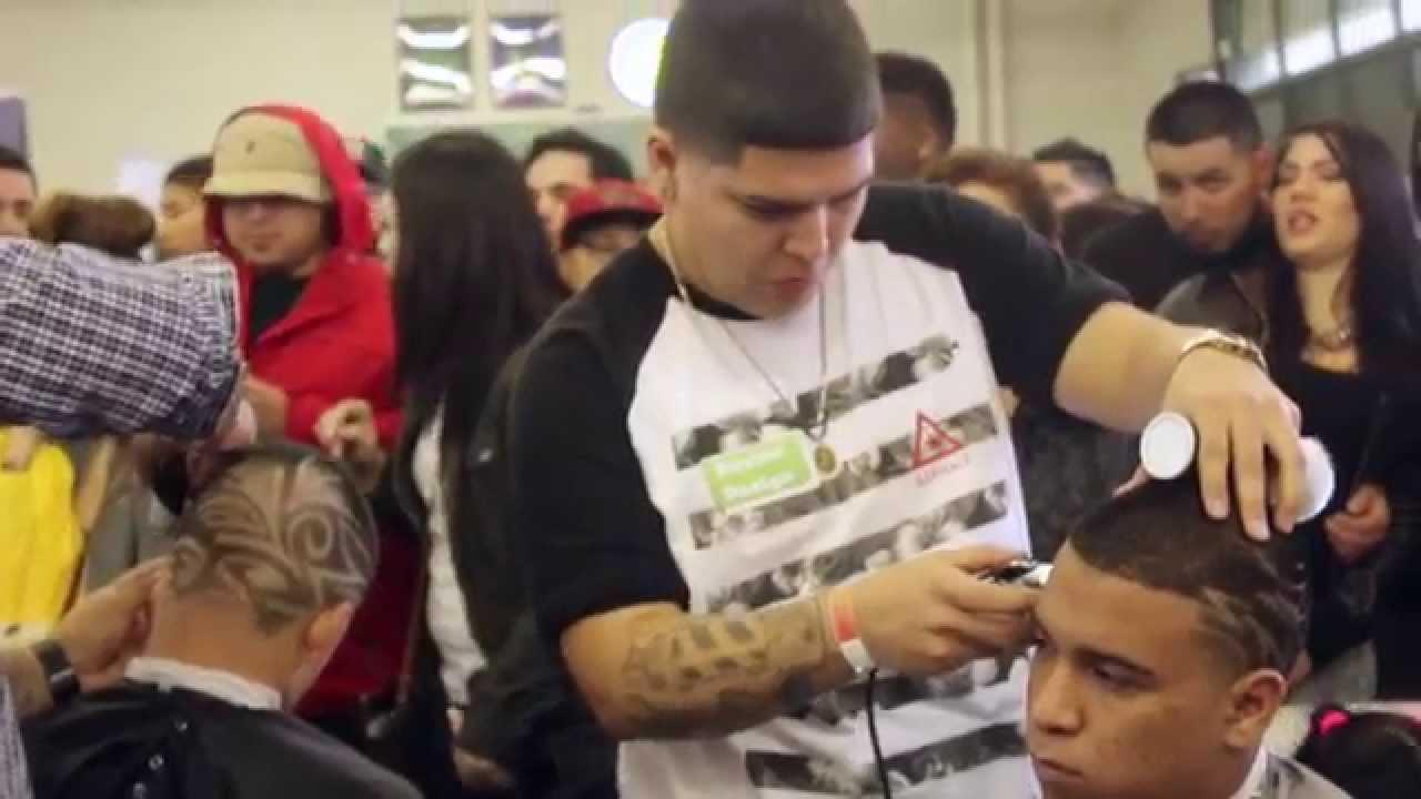 Barber Battle : Central Valley Barber Battle - YouTube