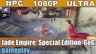 Jade Empire: Special Edition GoG gameplay HD - Action RPG - [PC - 1080p]