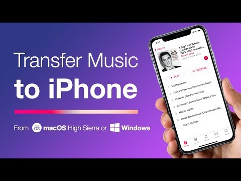 How to Manually Add Music to iPhone without Syncing (New