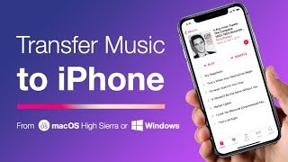 Video How to Transfer Music from Computer to iPhone WITHOUT iTunes download MP3, 3GP, MP4, WEBM, AVI, FLV Agustus 2018