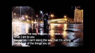 Karen Overton - Your Loving Arms (Club Mix) - with lyrics on screen
