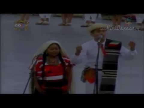 Guelaguetza 2014: Sones y Jarabes de Tlaxiaco (28 d ejulio, 17 horas)