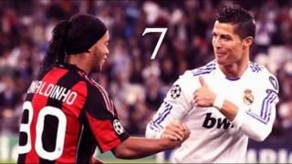 C Ronaldo Vs Ronaldinho ◄ Top 15 Skills Moves Ever ► HeilRJ & TeoCRi