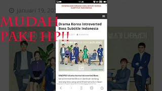 Video Cara Download Drama Korea di Drakorindo.com download MP3, 3GP, MP4, WEBM, AVI, FLV Desember 2017