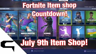 Gifting Skins!! FORTNITE ITEM SHOP COUNTDOWN July 9th item shop Fortnite battle royale
