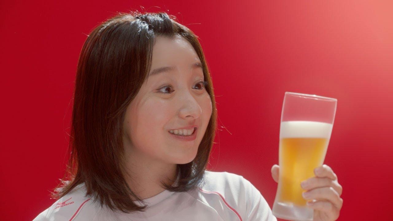 藤澤五月ら女子カーリングチーム、5人揃ってCM初出演 キリンビール『本 ...