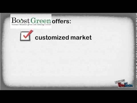 About BoostGreen