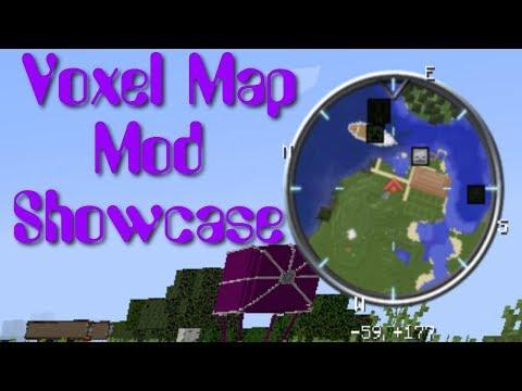 VOXEL MAP 1.12.2 TÉLÉCHARGER
