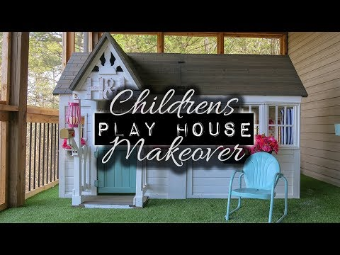 Children's Play House Design Ideas | DIY & Home Design