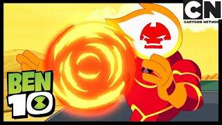 Çılgın Sürüş | Ben 10 Türkçe | çizgi film | Cartoon Network Türkiye