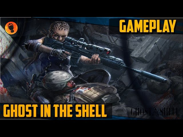 GHOST IN THE SHELL - First Assault \ Snipando geral (Português-BR)
