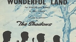 Wonderful Land - The Shadows