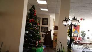 2016.12.05 - Wawasee Plaza at Christmas time