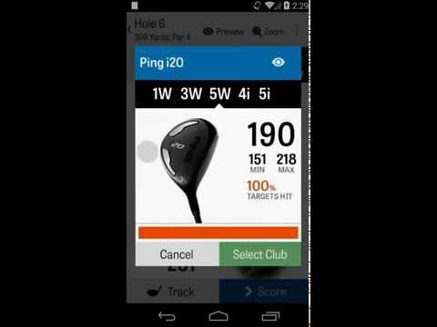 golfshot gps de golf gratuit applications sur google play. Black Bedroom Furniture Sets. Home Design Ideas
