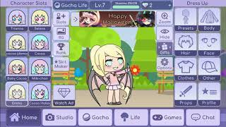 Recreating jaiden animations in Gacha life(i tried)