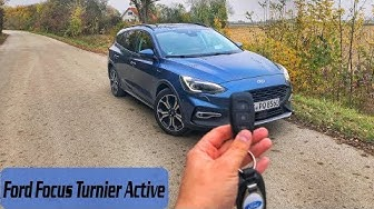 2020 Ford Focus Turnier Active | POV Drive - Review - Drive by UbiTestet