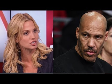 Download Youtube: Michelle Beadle FLIPS HER SH!T at the Very Mention of LaVar Ball's Name