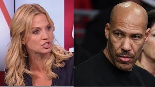 Michelle Beadle FLIPS HER SH!T at the Very Mention of LaVar Ball