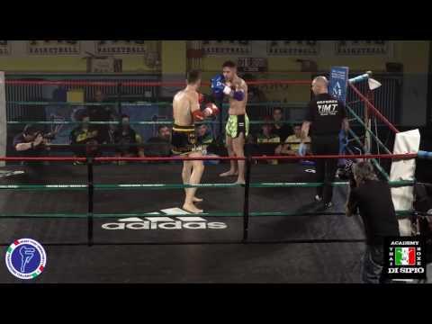 Emanuele Patacchiola vs Alessandro Tedesco  ,  STORM FIGHTING NIGHT 6