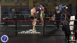 Emanuele Patacchiola vs Alessandro Tedesco  ,  STORM FIGHTING NIGHT 6