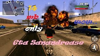 download gta san andreas apk  data highly compressed 3mb