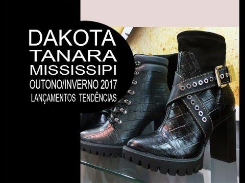 29eea81a0 DAKOTA, TANARA, MISSISSIPI INVERNO/2017: Lançamentos, tendências e apostas