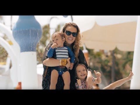 Aquecendo para o Verão no Beach Park com a Mari Bridi