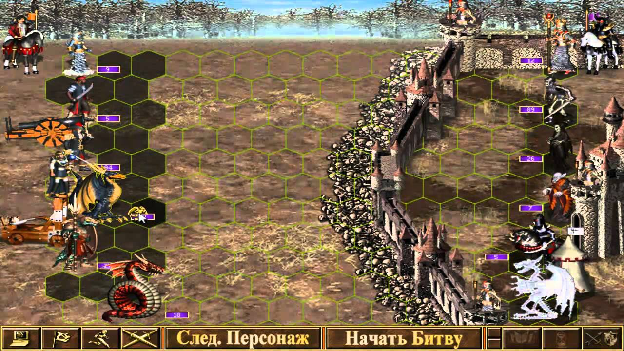 Heroes of Might and Magic 3 Horn of the Abyss 6 - YouTube: http://www.youtube.com/watch?v=MOhlyN_Mlwk