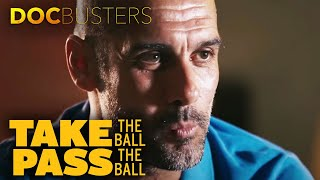 Pep takes some time to talk about what he loved most his at one of the world's best sports teams. take ball, pass ball is definitive s...