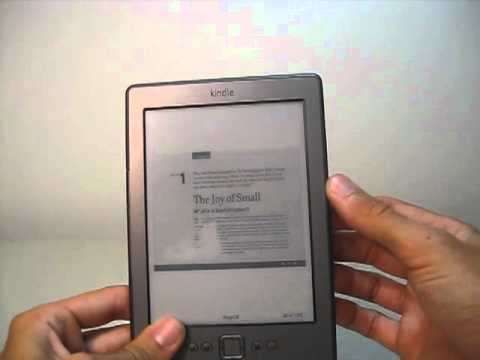 How to read pdf ebooks on kindle fire