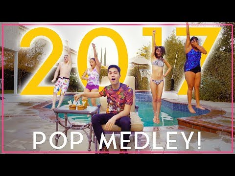 2017 POP MEDLEY - Reverse One-Take!! (Sam Tsui + KHS)