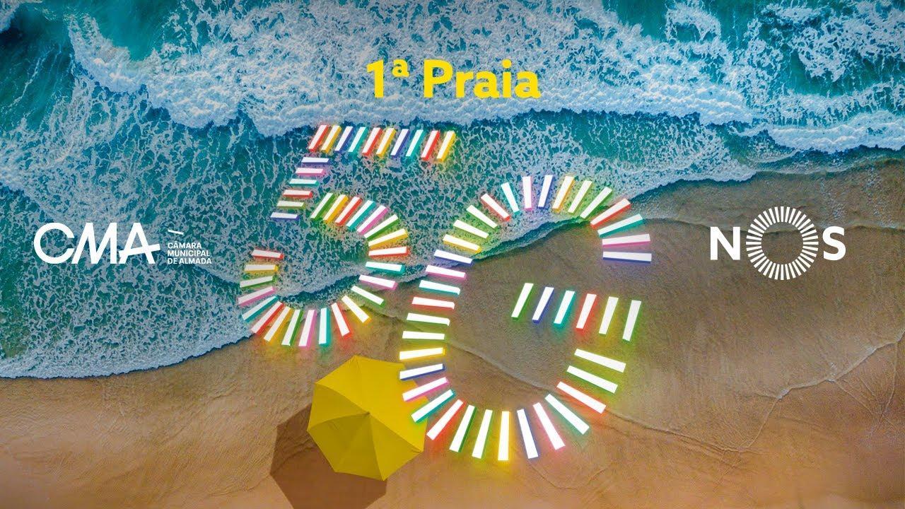NOS Apresenta: A 1ª Praia 5G
