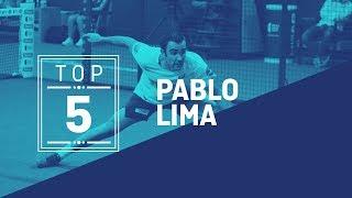 #Top5 Puntazos Pablo Lima 2019 - World Padel Tour