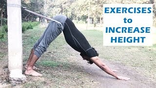How to Increase Height in 1 week | Exercises to grow Height in 7 days | Hindi