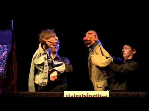 Puppenauflauf - Puppen-Comedy-Kabarett