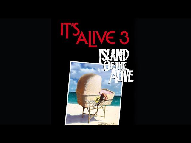 DIE WIEGE DES SCHRECKENS - IT'S ALIVE 3: ISLAND OF THE ALIVE - Teaser (1987, English)