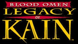 Classic PS1 Game Blood Omen Legacy of Kain on PS3 in HD 1080p