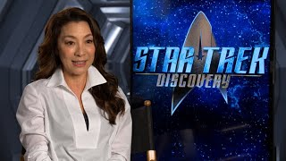 Star Trek: Discovery Star On That Huge Moment In Episode 2