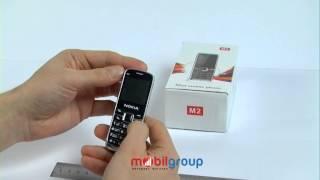 Nokia M2 САМЫЙ МАЛЕНЬКИЙ ТЕЛЕФОН НА 2 Sim(, 2014-02-10T13:04:48.000Z)