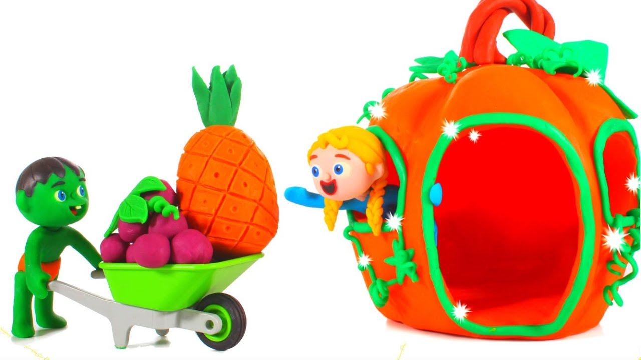 ❤ Kids Having Fun At The Pumpkin Playhouse ❤