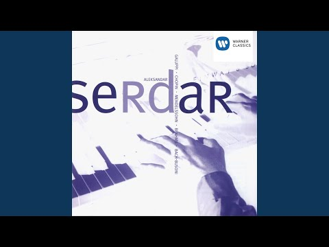 Andante spianato and Grande Polonaise brillante in E flat major, Op. 22: Polonaise: Allegro...