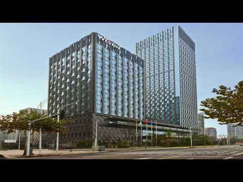 The Westin Wuhan Wuchang Hotel