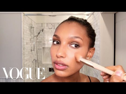 Download Youtube: Victoria's Secret Angel Jasmine Tookes Teaches a Master Class in Glowing Skin | Vogue