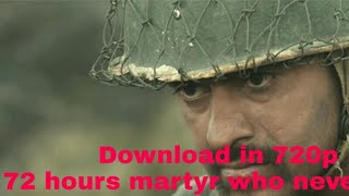 72 Hours: Martyr Who Never Died download link in 720hd
